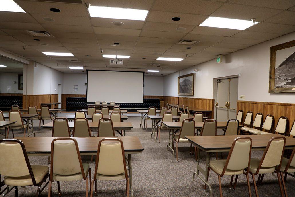 Tonopah Convention Center Buckboard Room