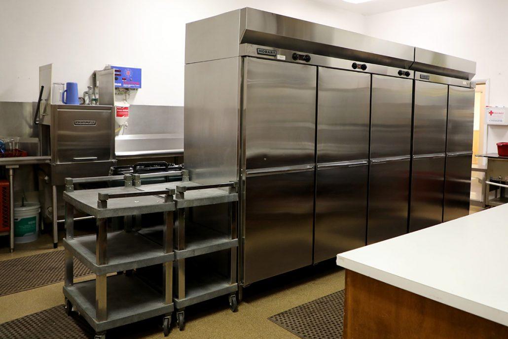 Tonopah Convention Center Kitchen