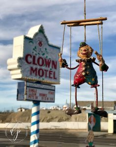 Clown Motel - DP Photo