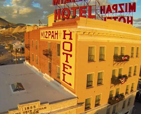 The Haunted Mizpah Hotel