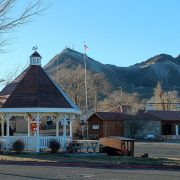 Downtown Gazebo Tonopah