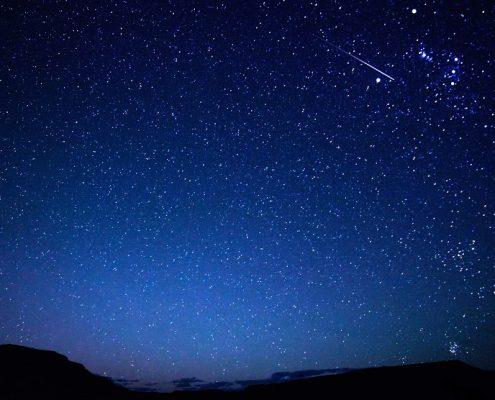 Tonopah Star Trails