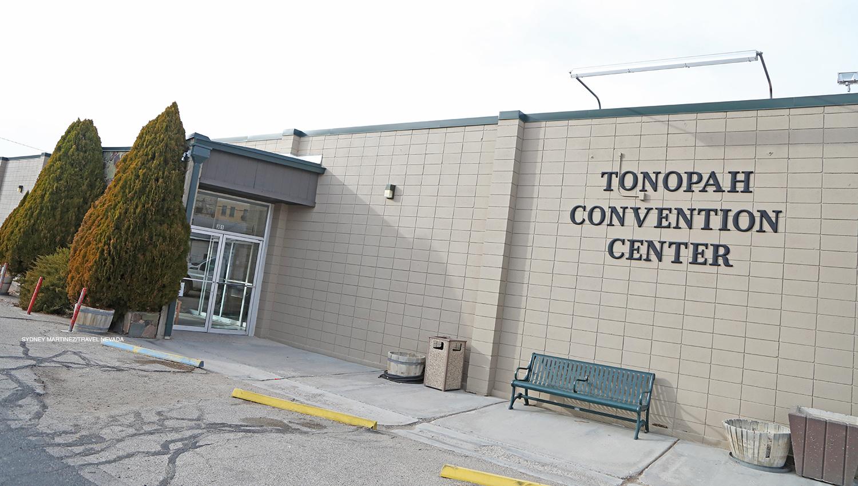 Convention Center - Photo Credit - Sydney Martinez/Travel Nevada