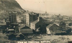 Tonopah, Nevada 1913