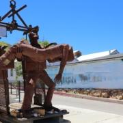 Big Bill Statue & Mural
