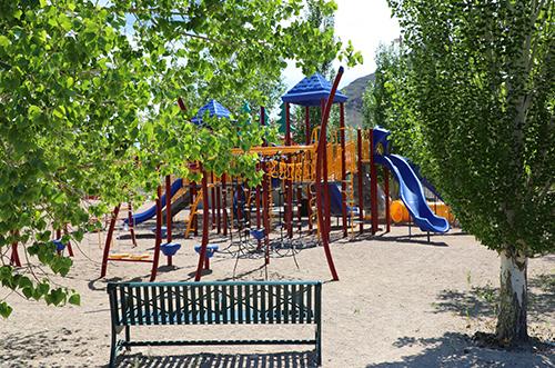 Joe Friel Playground